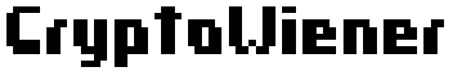 CryptoWiener Logo