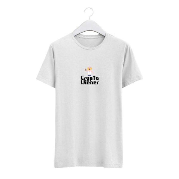 CryptoWiener Mundl T-Shirt